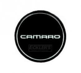 Camaro Rally Wheel Hub Cap Insert, 1982-1992