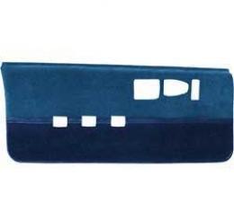 Camaro Encore Door Panels, Navy Blue, 1982-1986