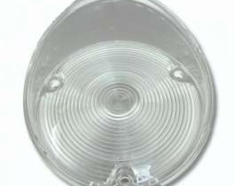 Camaro Parking Light Lens, For Cars With Standard Trim (Non-Rally Sport) Or Rally Sport (RS), 1969