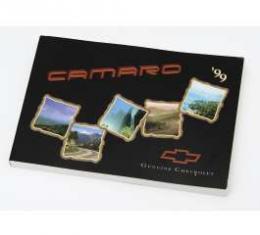 Camaro Owner's Manual, 1999