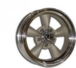 Camaro Wheel, Curved Rounded Spokes, 16 x 8, Vintage 45, 1967-1969