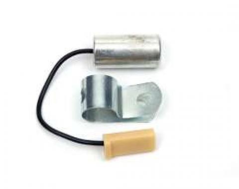 Camaro Electrical Noise Suppression Filter, (Capacitor) Voltage Regulator, 1967-1969