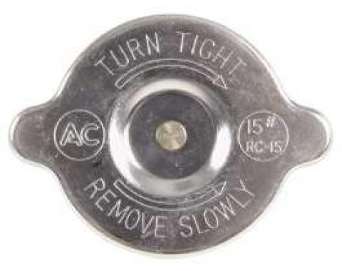 Camaro Radiator Pressure Cap, 1967-1972