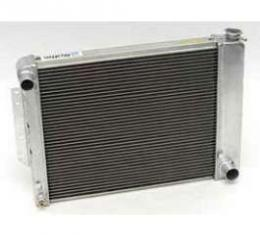 """1970-79 Griffin 1-1/2"""" Tubes Aluminum Radiator With Manual Transmission"""