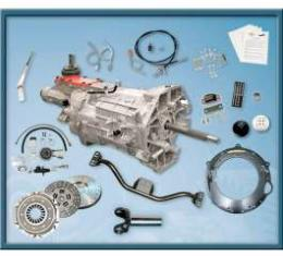 Camaro 6-Speed Transmission Conversion Kit, With All New Tremec T56 Magnum, 1967-1981