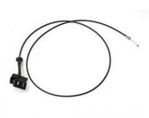 Camaro Hood Latch Release Cable, 1982-1989