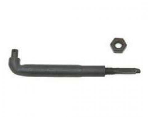 Camaro Clutch Bellcrank Lower Push Rod Set, Small Block, 1967-1981