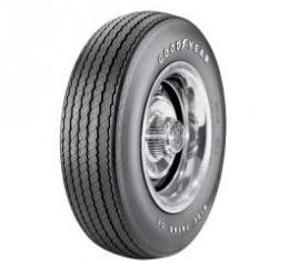 Camaro Tire, E70 x 15 Goodyear Polyglas Speedway, Z28, With Raised White Letters, 1968-1969
