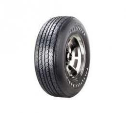 Camaro Tire, 225/70/R15 Radial, Small White Letter, Polysteel, Goodyear, 1970-1981
