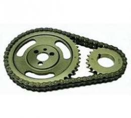 Camaro Timing Chain & Gear Set, Big Block, Double Roller, 1967-1972