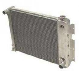 """Camaro Radiator, With 1-1/4"""" Tubes, Aluminum, For Cars With Automatic Transmission, Griffin, 1993-1997"""