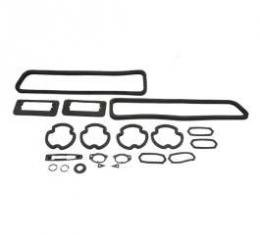 Camaro Paint & Lens Seal Kit, For Cars With Standard Trim (Non-Rally Sport) & Rally Sport (RS), 1969