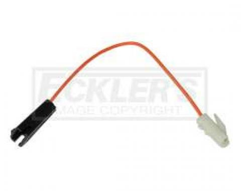 Camaro Air Induction Solenoid Wiring Harness, 1980-1981