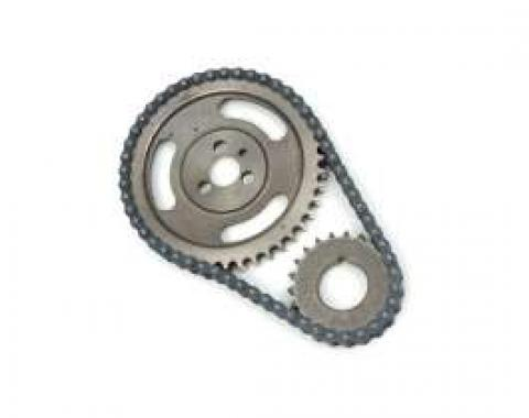 Camaro Timing Chain & Gear Set, Small Block, Double Roller,1967-1969