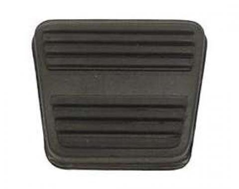 Camaro Parking Brake Pedal Pad, 1969-1981