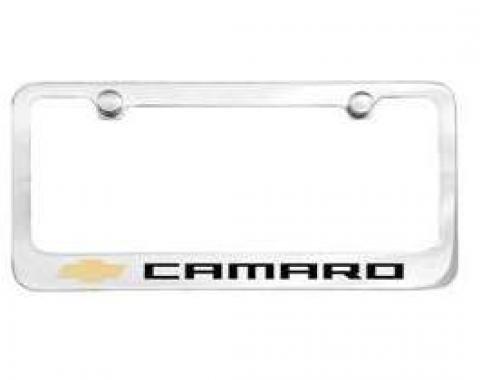 Camaro License Plate Frame, 2009-2014
