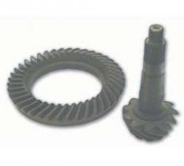 Camaro Ring & Pinion Gear Set, 4.10, 12-Bolt Differential, For Cars With 4-Series Case, 1970