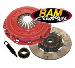 Camaro Clutch Kit, Power Grip, Performance, Ram Clutches, 1982-1992