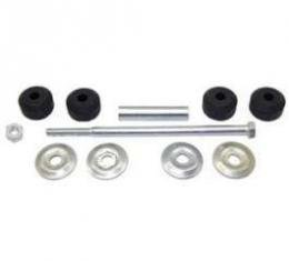 Camaro Anti-Sway Bar End Link Set, Front, For Cars With Stock 11/16 Bar, 1967-1969