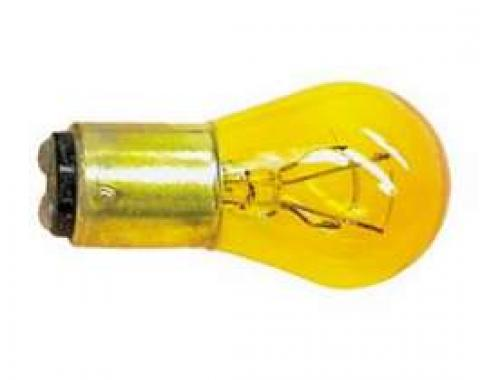 Camaro Parking Light Bulb, Amber, 1968-1969