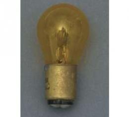 Camaro Parking Light Bulb, Amber, 1970-1980