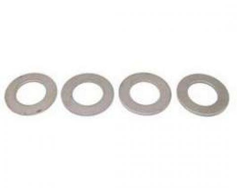 Camaro Subframe Mounting Points Repair Plate Set, Upper, 1967-1981
