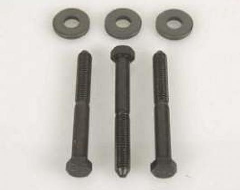 Camaro Steering Box Mounting Bolt Set, 1967-1969