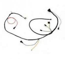 Camaro Engine Wiring Harness, Small Block, With Manual Transmission, 1971
