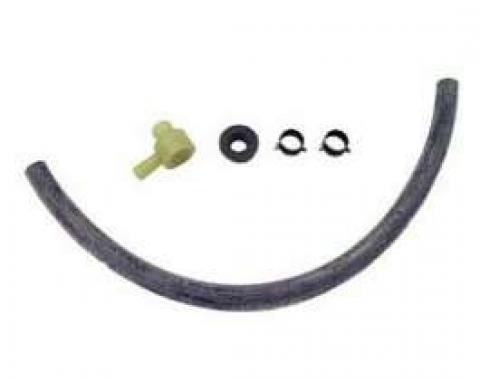 Camaro Power Brake Booster Vacuum Hose Kit, Small Block, 1967-1981