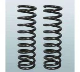 Camaro Coil Springs, Front, For Cars With Air Conditioning &V8 Engine, Coupe, 1981