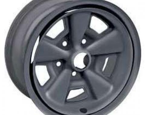 Camaro Wheel, 15 x 7 5 Spoke, Steel, Z28, 1970-1981