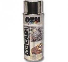 NuCAD Works Cadmium Spray Finish, Majestic Silver