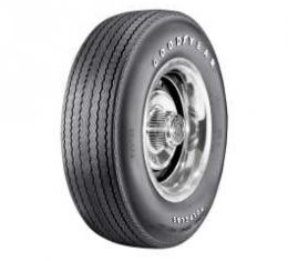 Camaro Tire, E70 x 14 Goodyear Polyglas, With Raised White Letters, 1967-1969