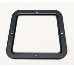 Camaro Gear Shift Boot Retainer Plate, Manual Transmission, With Or Without Console, 1970-1981