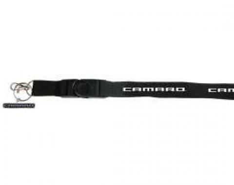 Camaro Lanyard,Key and Badge Holder With Camaro Name