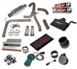 Camaro SLP 375 HP Performance Pac Loud Mouth Dual Tips, 2000