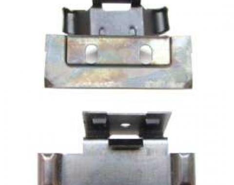 Camaro Heater Core Clips, Big Block, 1967-1969