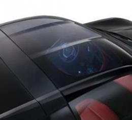 Corvette Roof Panel, Transparent, 2014-2019