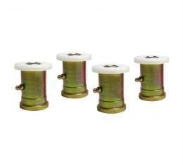 Detroit Speed Lower Control Arm Bushings Plated 030201