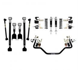 Detroit Speed Rear Speed Kit 3 64-66 A-Body Base Shocks (Stock Axle) 041611