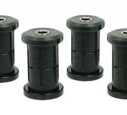 Detroit Speed Delrin Bushing Kit for Leaf Springs Front and Rear 67-81 Camaro/Firebird 68-74 Nova 041503