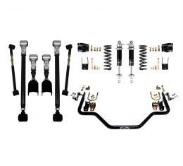 Detroit Speed Rear Speed Kit 3 68-72 A-Body Base Shocks (Moser Axle) 041622