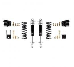 Detroit Speed 68-72 A-Body Rear Coilover Kit Base Shocks Moser Rear Axle 042412