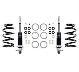 Detroit Speed Front Coilover Conversion Kit 1968-1972 A-Body Base Shocks SBC/LS 030308