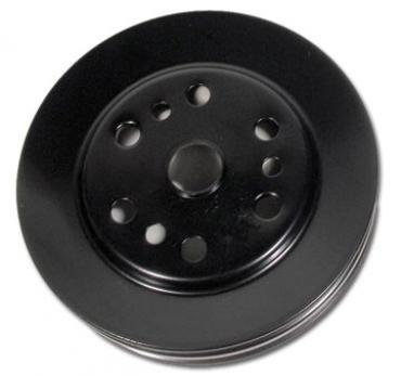 Corvette Crank Pulley, 7.75In, 1975-1982