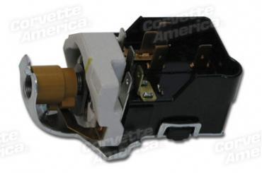 Corvette Headlight Switch, NOS 1984