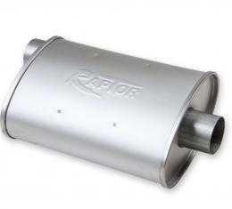 FlowTech Raptor Turbo Performance Muffler 50052FLT