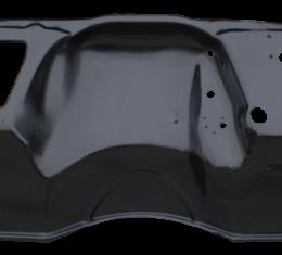 Key Parts '67-'68 Dash and Toe Panel 0849-229