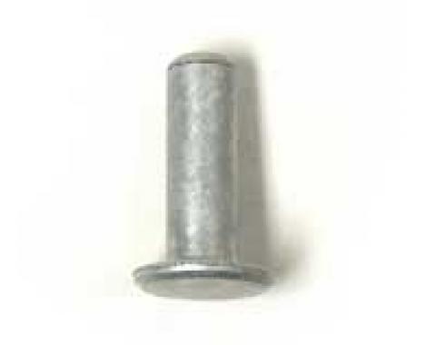 """Soft Aluminum Rivet, 3/16"""" Diameter Head x 9/16"""" Long"""
