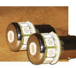 Scott Drake 1964-70 Mustang LED Backup Lights (Bulbs) SD-1142-UB